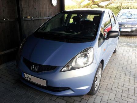 Honda Jazz 2010 - отзыв владельца
