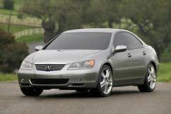 Honda Legend, 2002