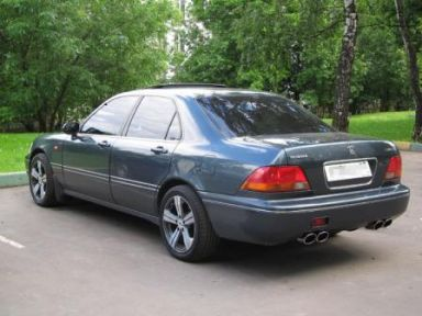 Honda Legend, 1998