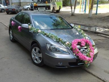 Honda Legend, 2007