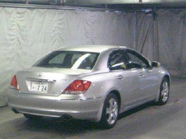 Honda Legend, 2005