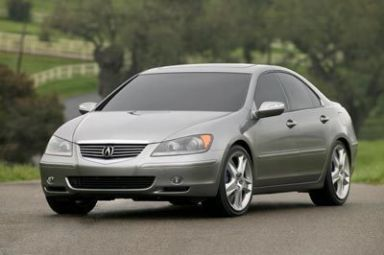 Honda Legend, 2002