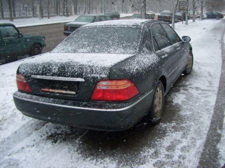 Honda Legend 1999 - отзыв владельца