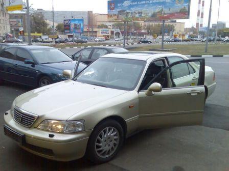 Honda Legend 1998 - отзыв владельца