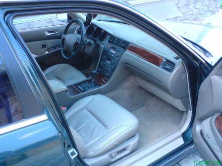Honda Legend 1997 - отзыв владельца