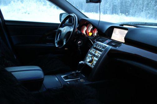 Honda Legend 2008 - отзыв владельца
