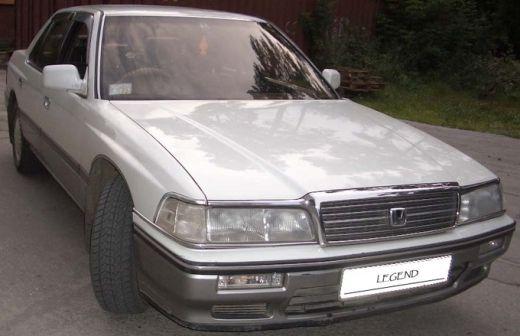 Honda Legend 1990 - отзыв владельца