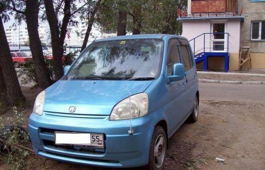 Honda Life 2002 - отзыв владельца