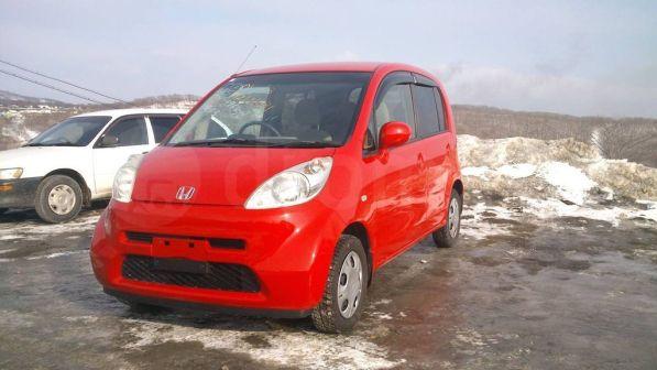 Honda Life 2006 - отзыв владельца
