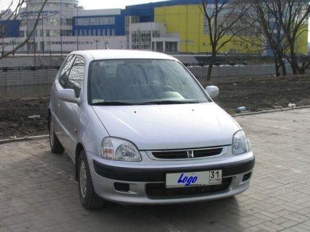 Honda Logo 1999 - отзыв владельца