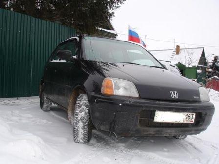 Honda Logo 1997 - отзыв владельца