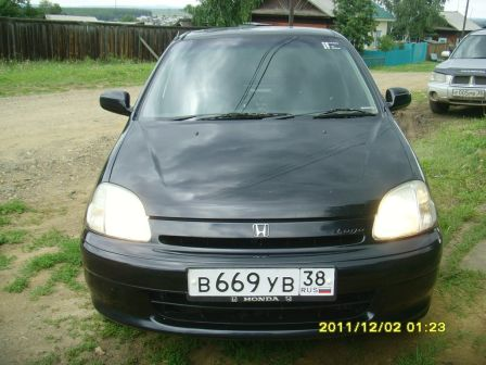Honda Logo 2001 - отзыв владельца