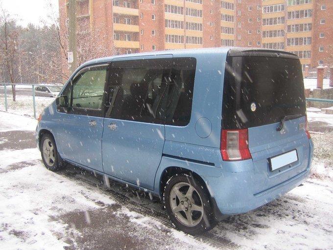 запчасти хонда мобилио новосибирск