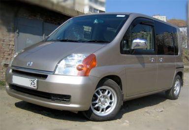 Honda Mobilio 2002 отзыв автора | Дата публикации 20.04.2008.