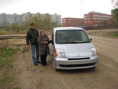 Honda Mobilio 2002 отзыв автора | Дата публикации 16.07.2008.