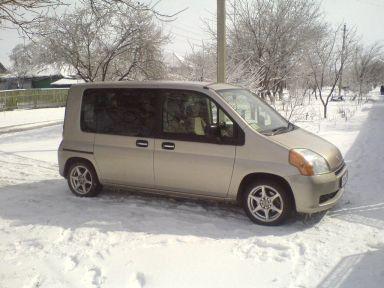 Honda Mobilio 2002 отзыв автора | Дата публикации 11.08.2012.