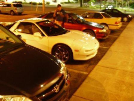 Honda NSX  - отзыв владельца