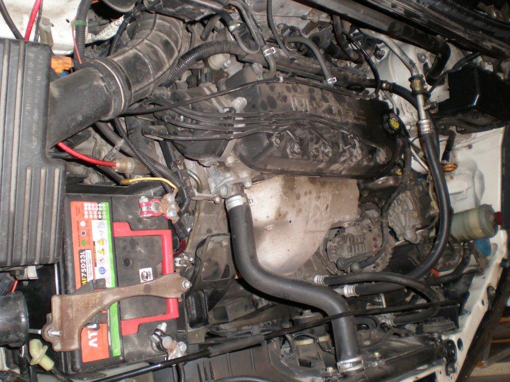 Замена проводки хонда одиссей Замена рычагов подвески hyundai i30