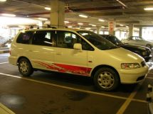 Honda Odyssey, 1998