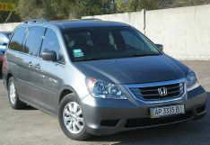 Honda Odyssey, 2008