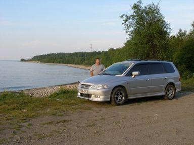Honda Odyssey 2000 отзыв автора | Дата публикации 31.07.2006.