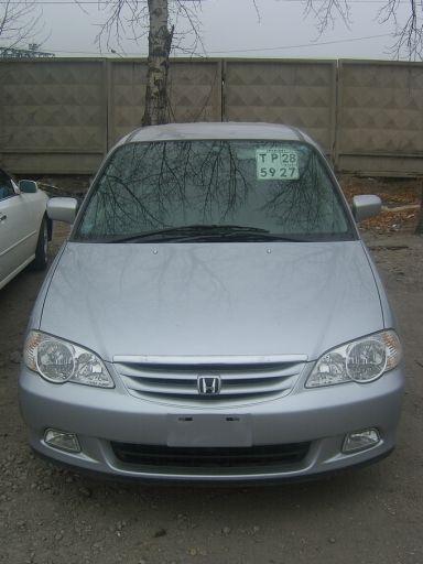 Honda Odyssey 2000 отзыв автора | Дата публикации 18.08.2006.