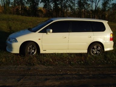 Honda Odyssey 2000 отзыв автора | Дата публикации 18.09.2006.