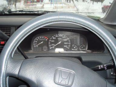 Honda Odyssey, 1999