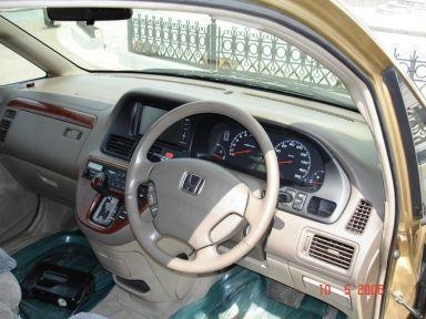 Honda Odyssey 2000 отзыв автора | Дата публикации 22.01.2008.