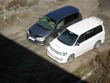 Honda Odyssey 2000 отзыв автора | Дата публикации 19.01.2009.