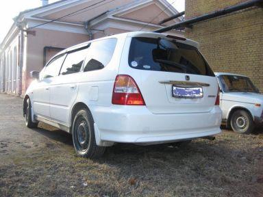 Honda Odyssey 2001 отзыв автора   Дата публикации 26.09.2009.