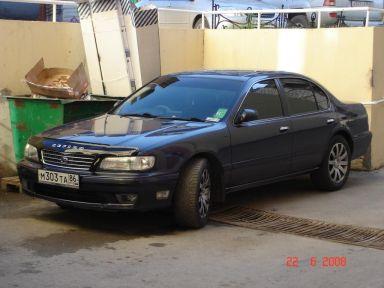 Honda Odyssey 2000 отзыв автора | Дата публикации 12.12.2009.