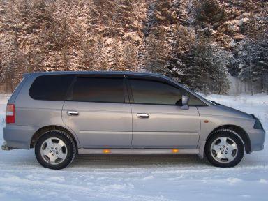 Honda Odyssey 2000 отзыв автора | Дата публикации 28.12.2009.