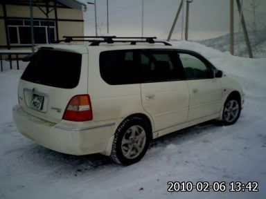 Honda Odyssey 2000 отзыв автора | Дата публикации 15.04.2010.
