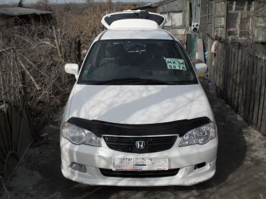 Honda Odyssey 2000 отзыв автора | Дата публикации 20.05.2010.