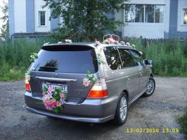 Honda Odyssey 2001 отзыв автора | Дата публикации 10.01.2011.