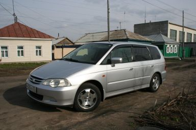 Honda Odyssey 2000 отзыв автора | Дата публикации 17.04.2011.