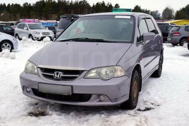 Honda Odyssey, 2002
