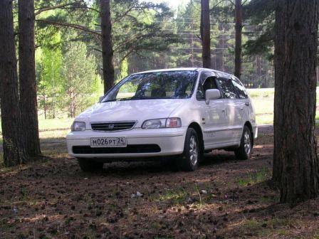 Honda Odyssey 1998 - отзыв владельца