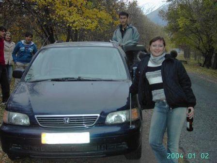 Honda Odyssey 1996 - отзыв владельца