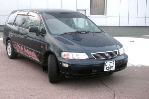 Honda Odyssey 1995 - отзыв владельца