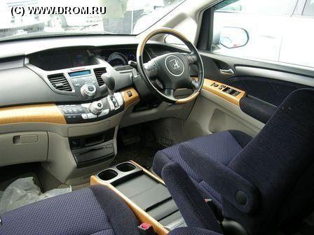 Honda Odyssey 2005 - отзыв владельца