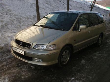 Honda Odyssey 1999 - отзыв владельца