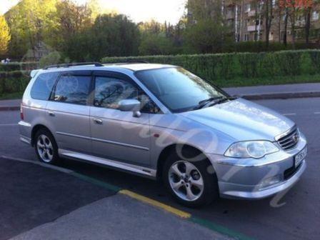 Honda Odyssey 2000 - отзыв владельца