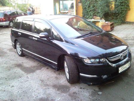 Honda Odyssey 2007 - отзыв владельца