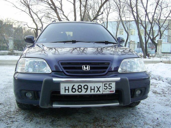 Honda Orthia каталог Запчастей