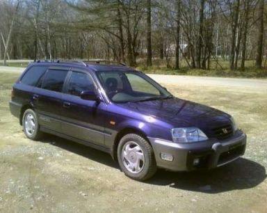 Honda Orthia, 1996