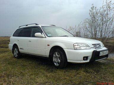 Honda Orthia, 1997