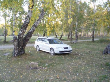 Honda Orthia 1998 отзыв автора | Дата публикации 12.11.2010.