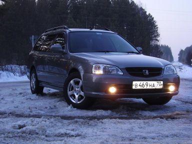 Honda Orthia 2000 отзыв автора | Дата публикации 22.12.2011.